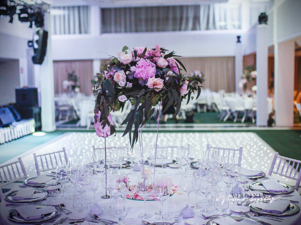 Decoración bodas originales